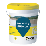 keo chống thấm weberdry PUD coat