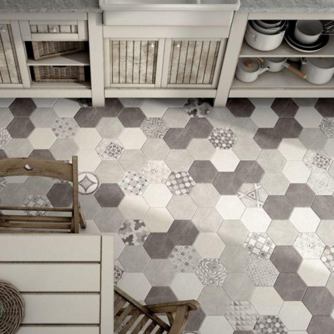 gạch mosaic lát sàn