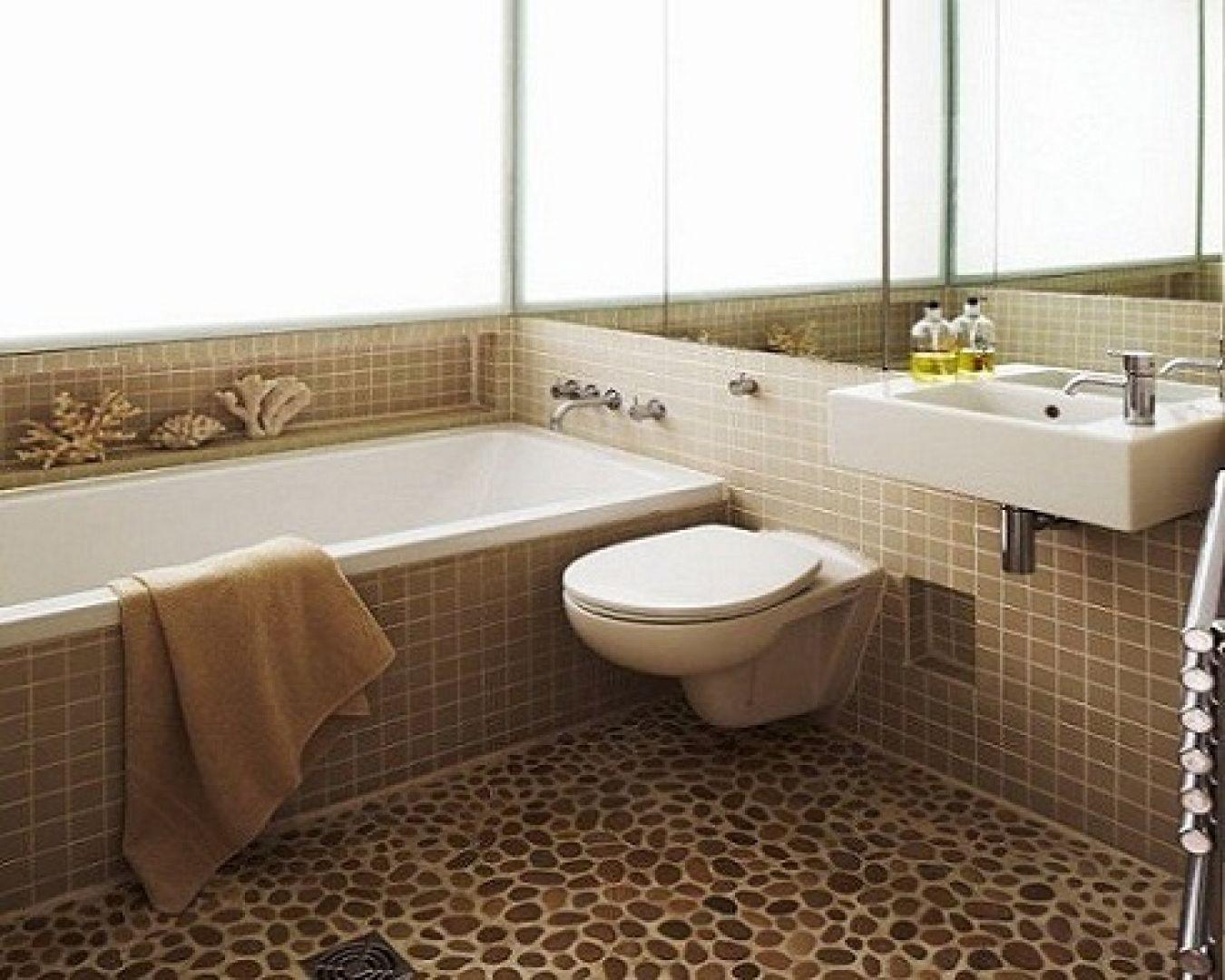 Gạch ốp nhà tắm - chống trơn