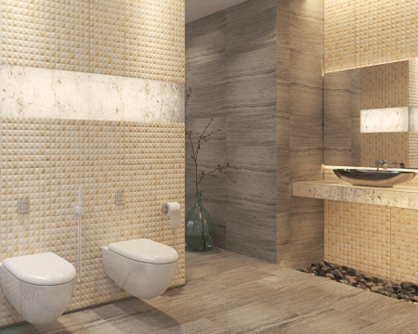 gạch ốp nhà tắm - gạch mosaic