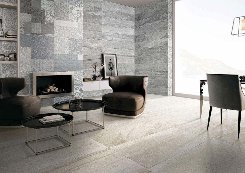 Gạch ốp porcelain - sự lựa chọn cho công trình hiện đại.