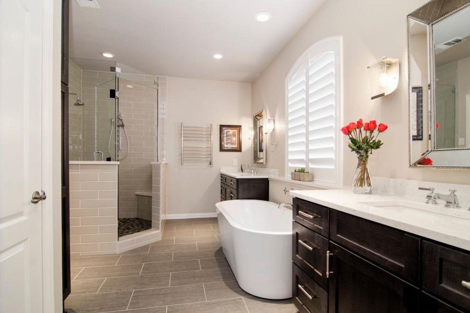 Gạch lát nền nhà đẹp - gạch granite cho nhà tắm