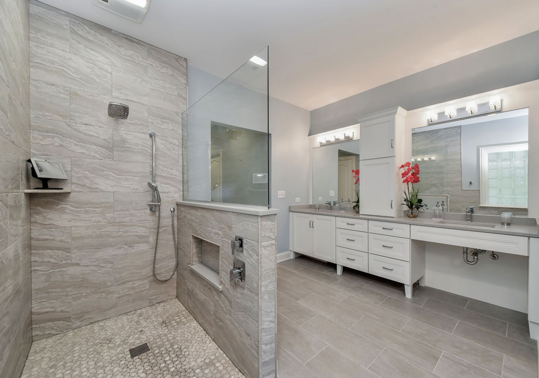 Gạch lát nền nhà đẹp - gạch nhà tắm chống trơn