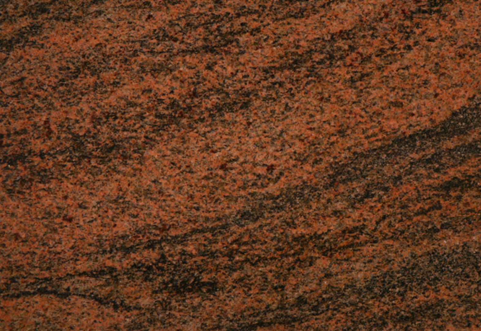Đá granite đỏ đen Multicolor