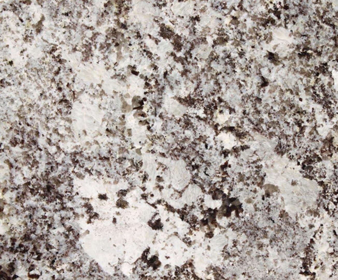 Đá granite trắng Alaska
