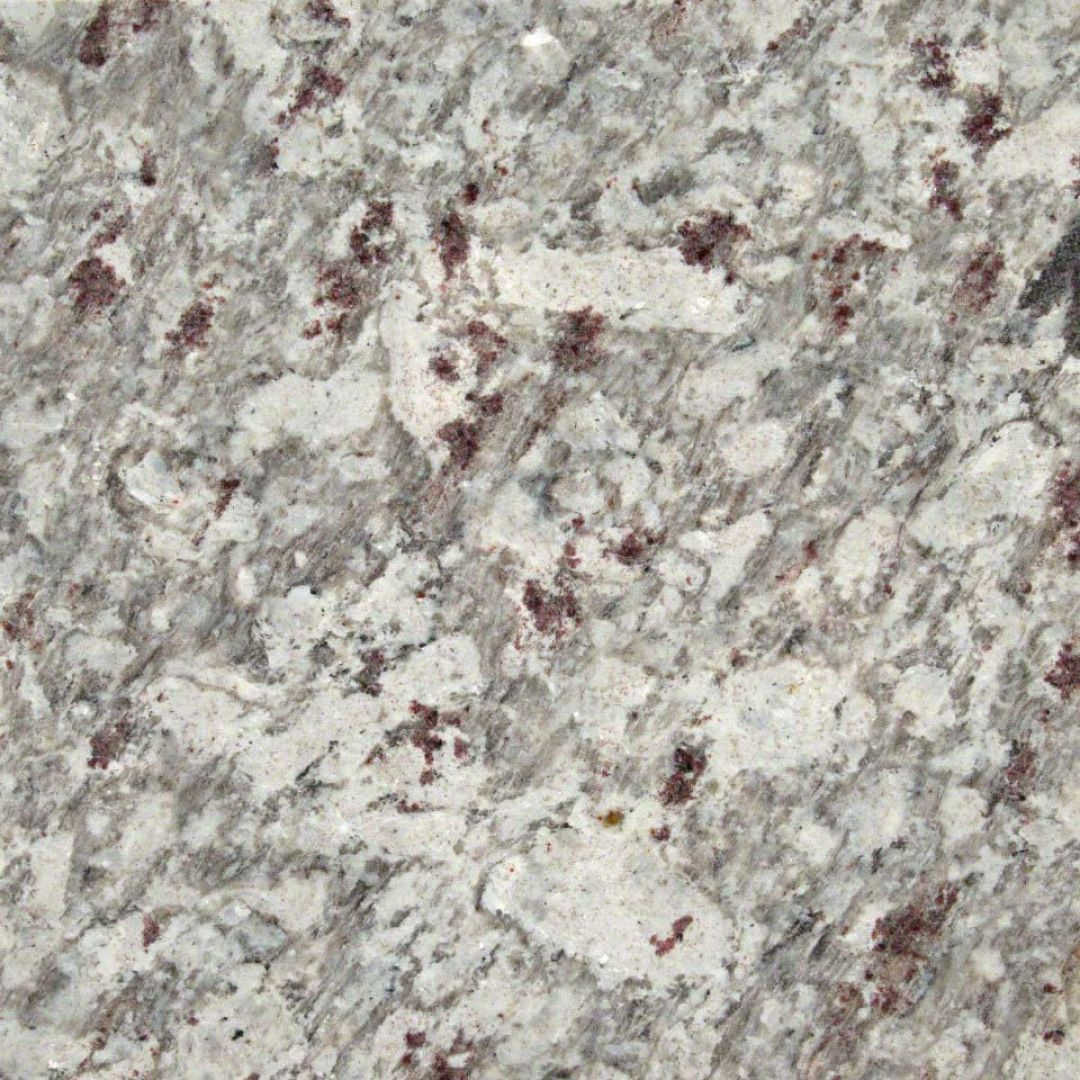 Mẫu đá granite tự nhiên màu trắng