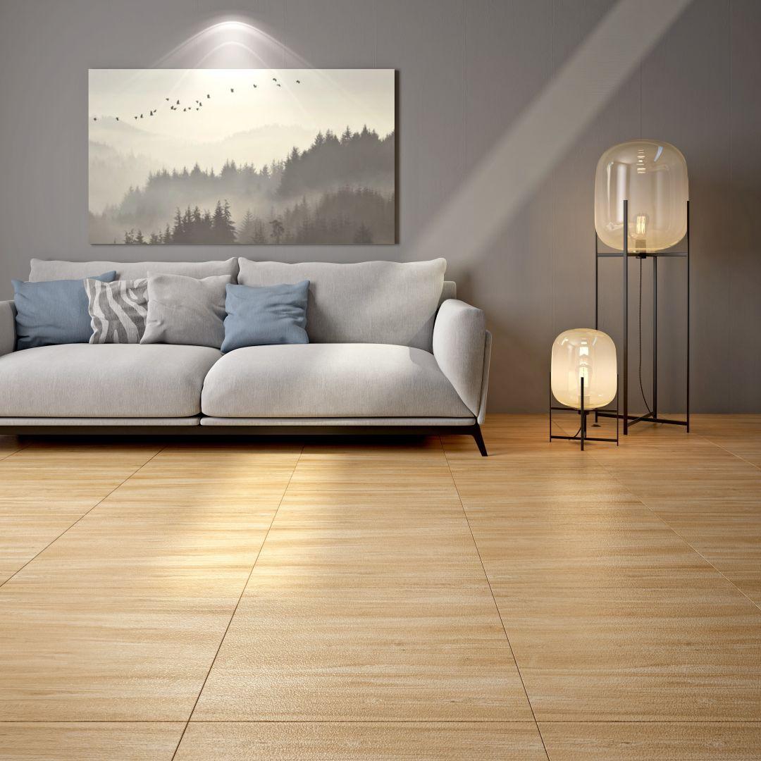 Gạch giả gỗ có độ bền chắc cao