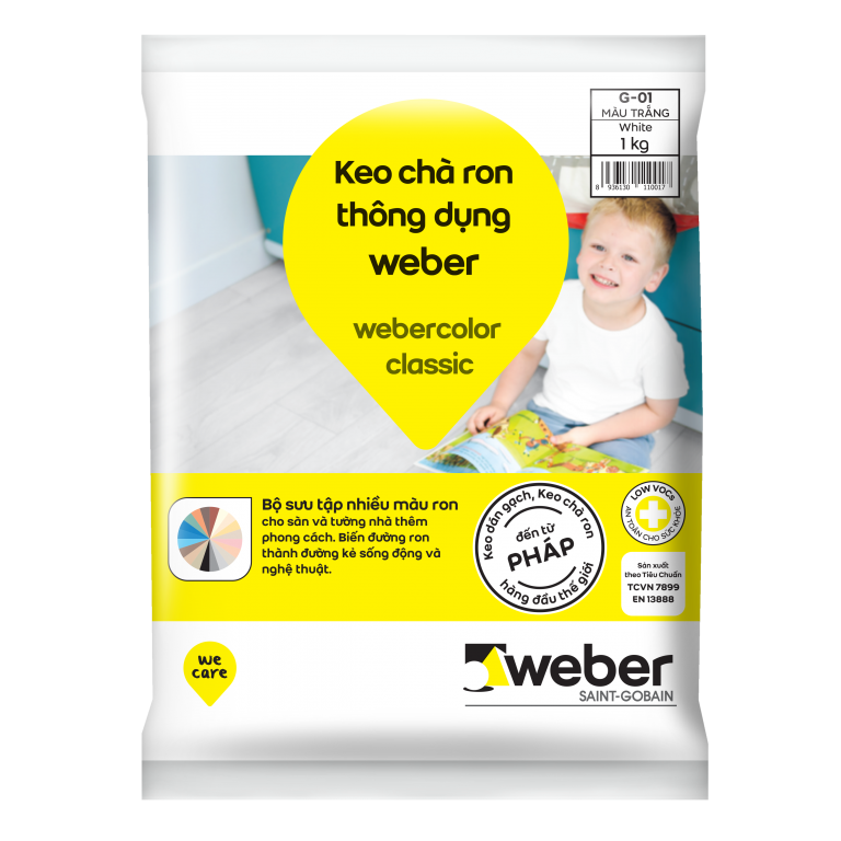 webercolor classic
