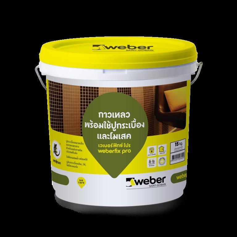 weberfix pro